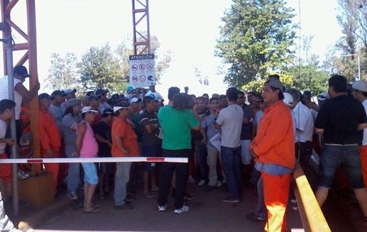 Se suspendió el paro en los puertos por conciliación obligatoria
