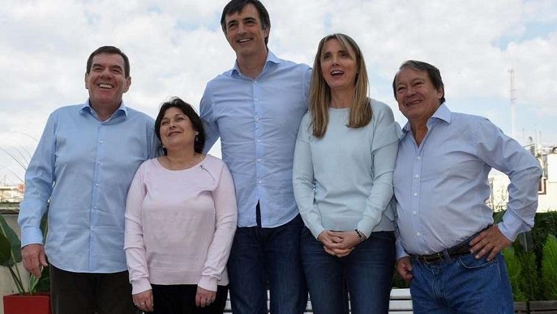 Marginado de las listas, Domínguez ratifica su apoyo a Randazzo