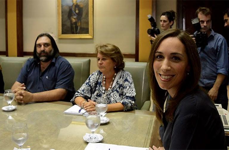 Docentes bonaerenses definirán esta semana si aceptan la propuesta de Vidal