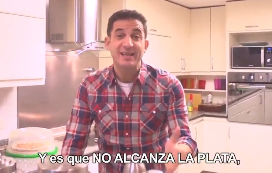 Polémica por el video viral de campaña de Matías Tombolini