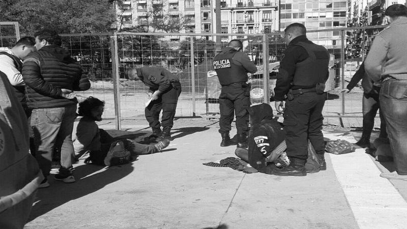 Jones Huala comenzó una huelga de hambre en Esquel