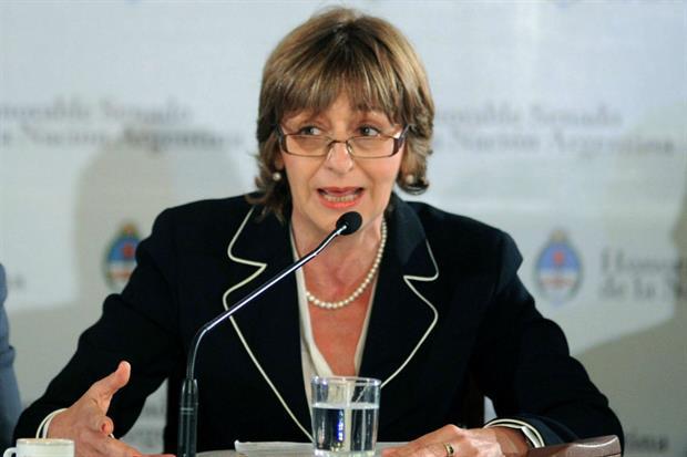 Gils Carbó rompió el silencio y apuntó con todo contra Macri