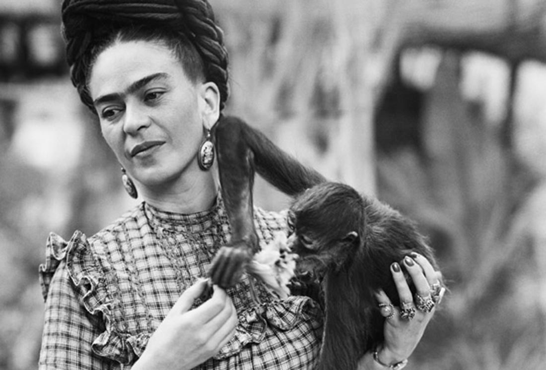 Frida Kahlo La Mujer De Las Mil Caras