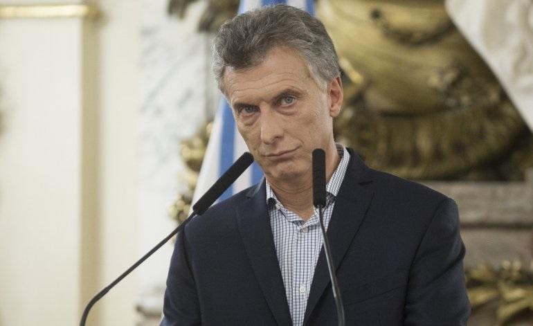 Macri critió la forma en que los trabajadores tomaron PepsiCo