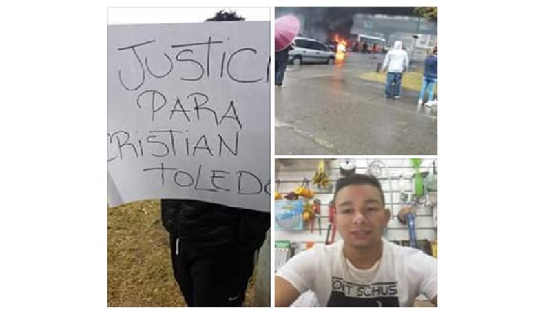 Denuncian un nuevo caso de gatillo fácil en Barracas
