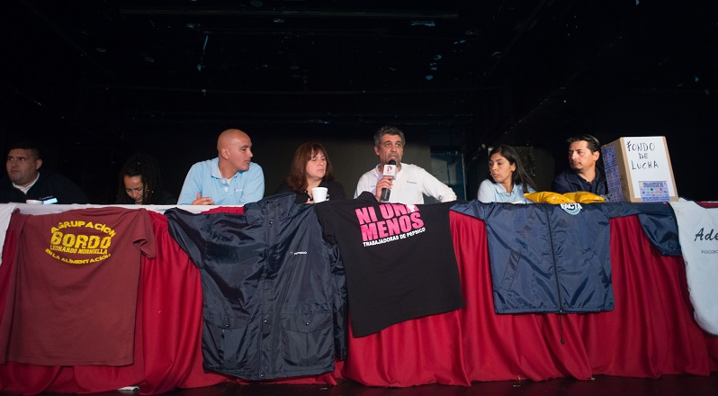 Repudian la represión en PepsiCo y la violencia contra la prensa