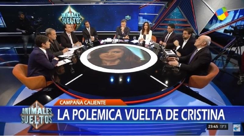 Tenso cruce entre José Luís Espert y Abal Medina