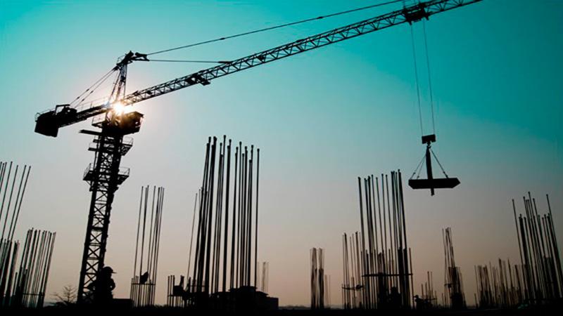 En junio aumentó la actividad — Industria y construcción