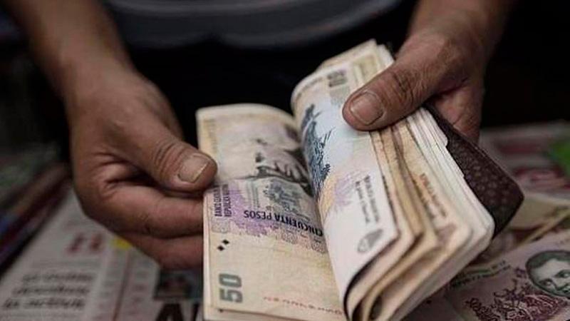 Los salarios en blanco subieron en mayo más que la inflación