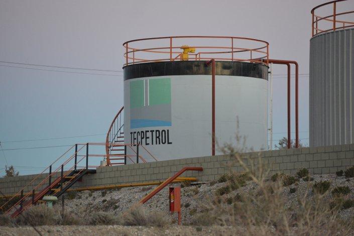 Toman planta de Tecpetrol contra 250 despidos — Comodoro Rivadavia