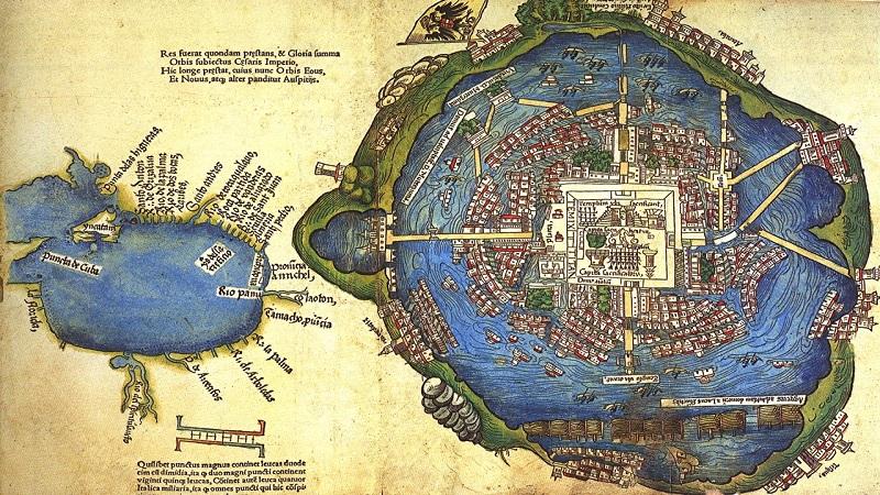 Mudei As Rotas E Meus Planos: Se Cumplen 496 Años De La Caída De Tenochtitlán