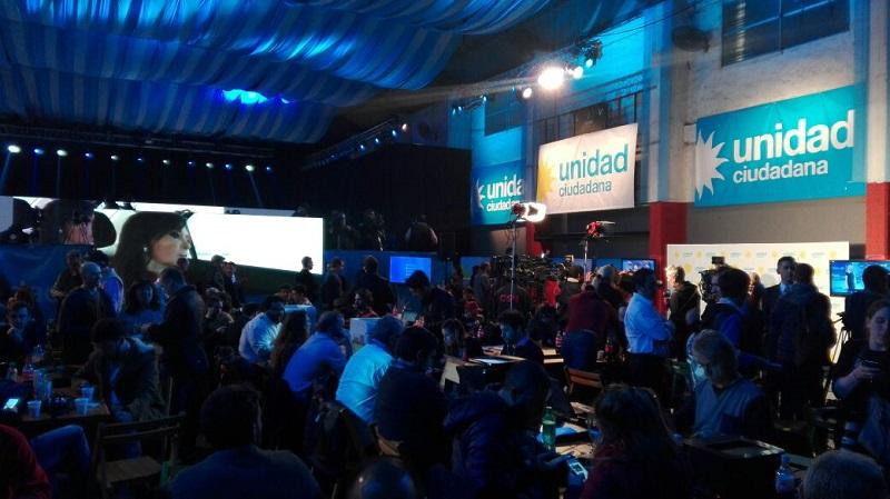 Boca de urna: el PRO y el Kirchnerismo se dan como ganadores
