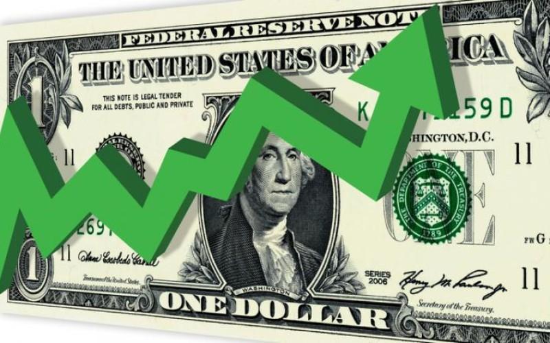 El dólar cae 7 centavos a $ 17,98