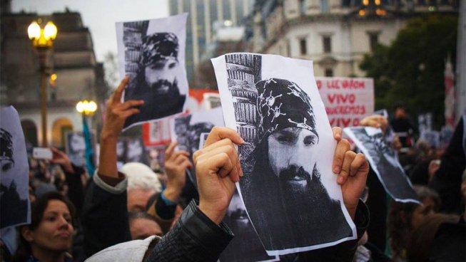 Confirman una manifestación local en pedido de aparición de Santiago Maldonado