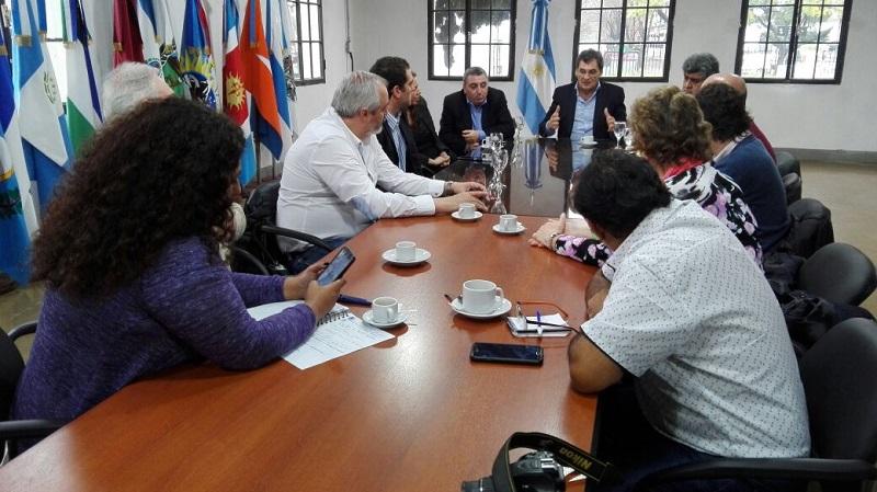 Taty Almeida pide reunión con Peña por la desaparición de Santiago Maldonado