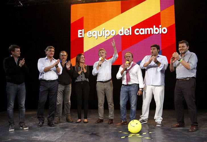 La Justicia falló contra Del Sel y Barreto — Fondos partidarios