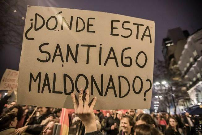 La llegada del juez Lleral genera optimismo en la familia — Caso Maldonado