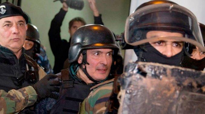 José López arregló con la justicia la condena por portación de armas