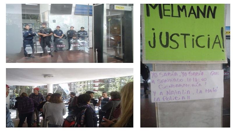 Impunidad en el caso Melmann: conceden salidas transitorias a los policías