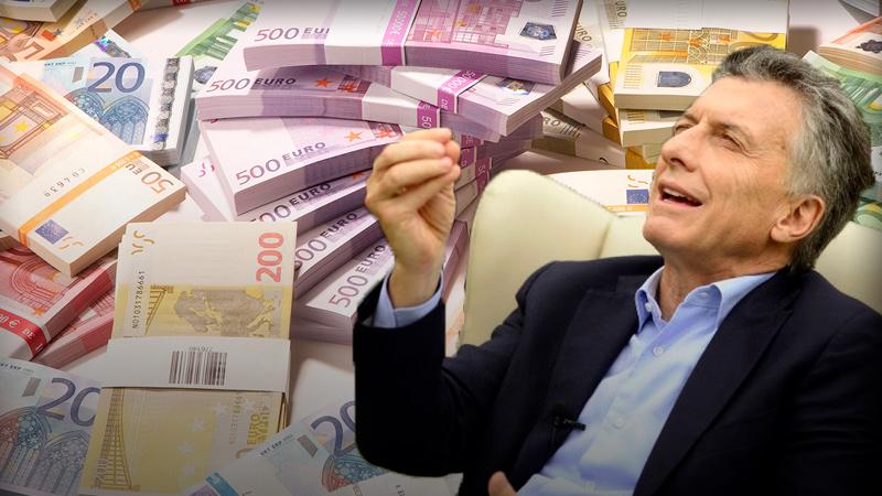 Finanzas colocó tres bonos por 2.750 millones de euros