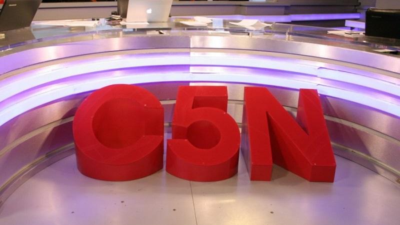 Víctor Hugo Morales denunció al aire de C5N que Indalo no paga el sueldo