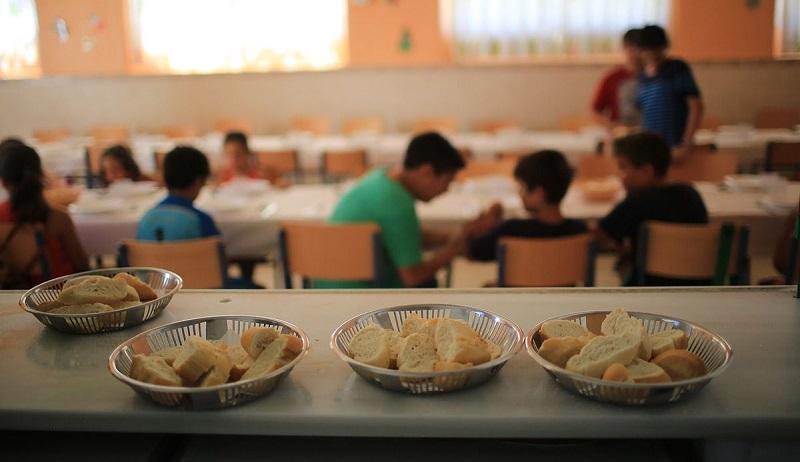 Quieren recortar las becas de los comedores escolares for Comedores escolares caba