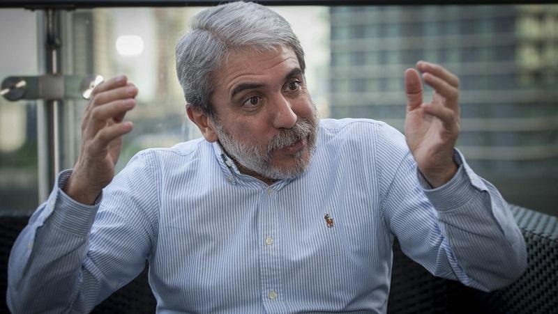 Piden indagar a Mariotto, Aníbal Fernández y Abal Medina — FIFAgate