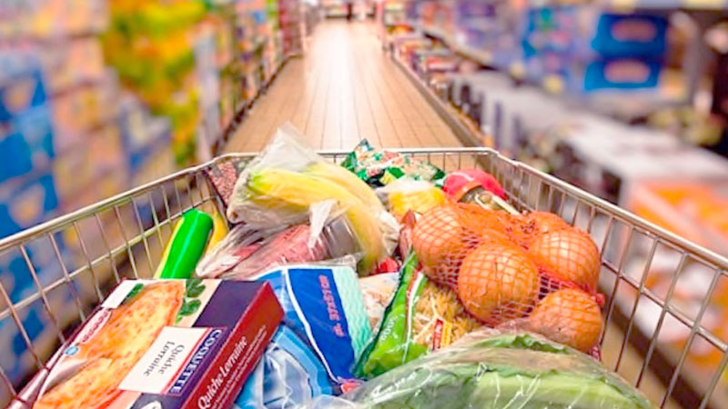 Supermercados y shoppings: más ventas