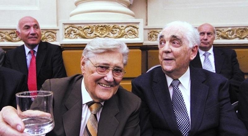 Murió Víctor Martínez, el primer vicepresidente desde el retorno de la democracia