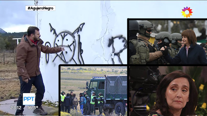 El Gobierno se reúne con gobernadores patagónicos — Conflicto mapuche