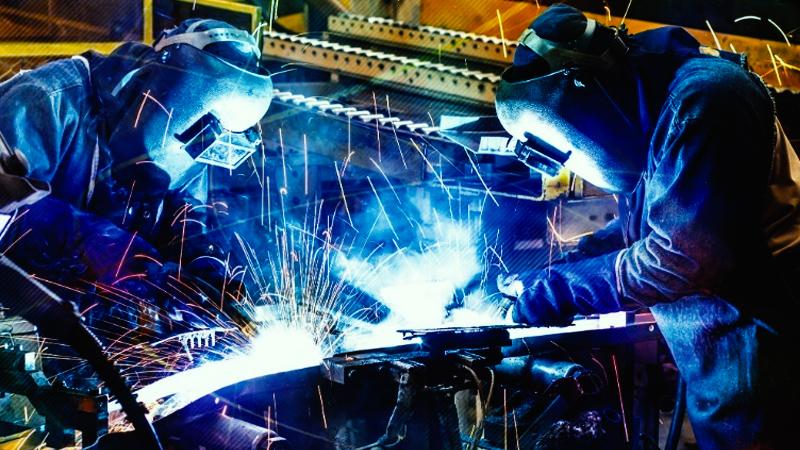 La industria recupera la capacidad instalada