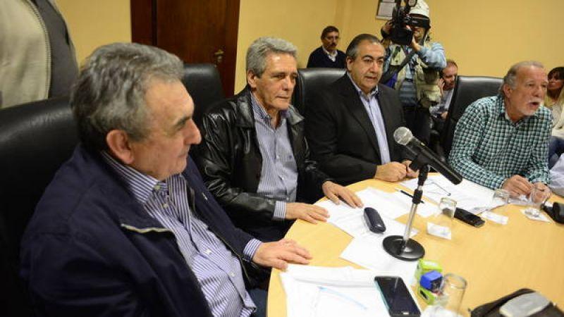 La CGT hará un mini paro contra la reforma previsional