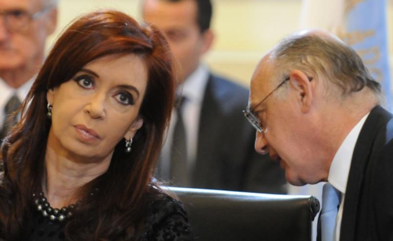 La carta que Zannini le envió a Cristina Kirchner desde la cárcel