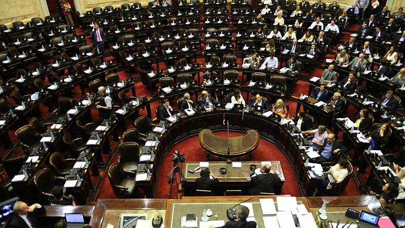 El Gobierno nacional quiere aprobar el próximo lunes la reforma previsional