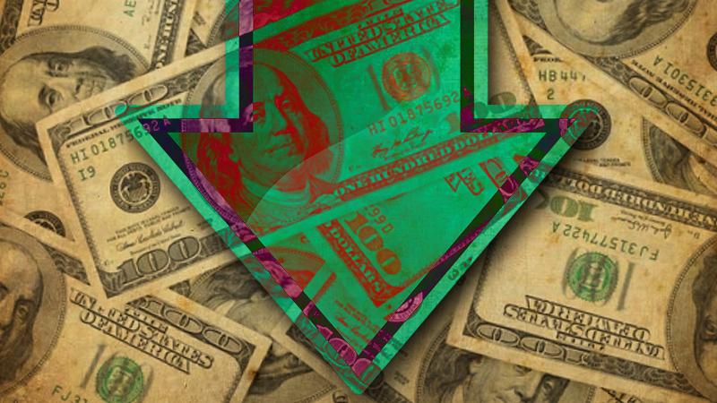 El dólar dio un salto y subió 20 centavos