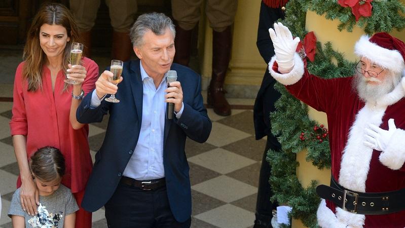 Según Macri, ahora ''los jubilados ahora van a cobrar más''