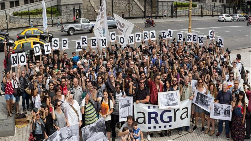 Protestarán por periodistas argentinos agredidos en represiones