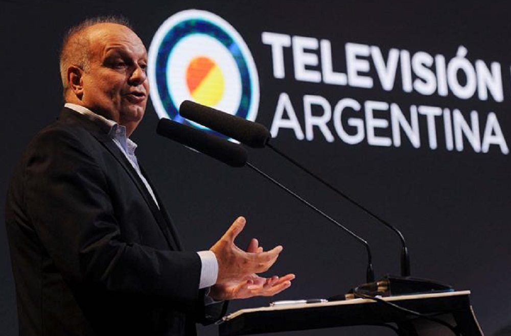 180 trabajadorxs despedidxs — Televisión Digital Abierta