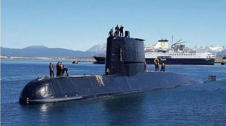 EEUU retira personal designado en búsqueda de submarino argentino