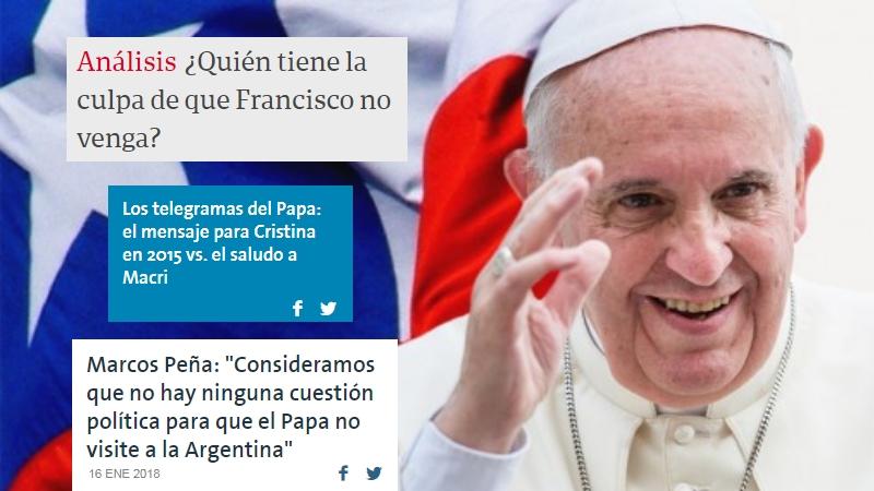 Papa Francisco pide perdón por abusos sexuales del clero