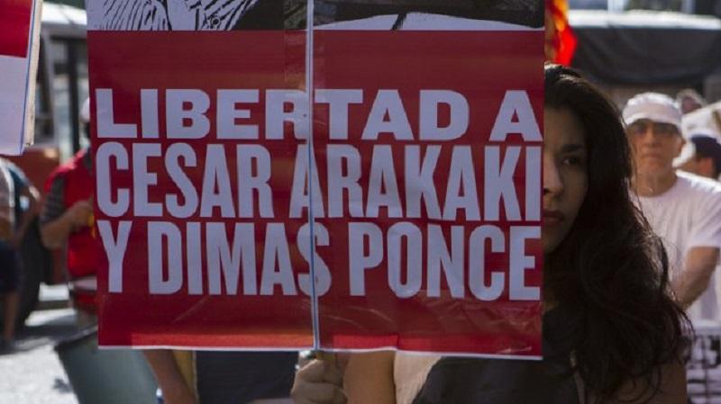 Incidentes en el Congreso: policías y militantes procesados