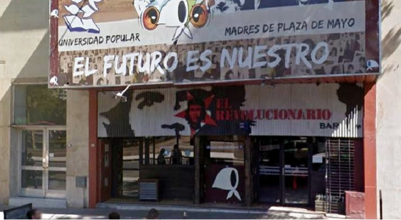 Allanan sin notificación la sede de Madres de Plaza de Mayo