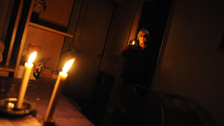 Hay más de 100 mil usuarios sin luz — Siguen los problemas
