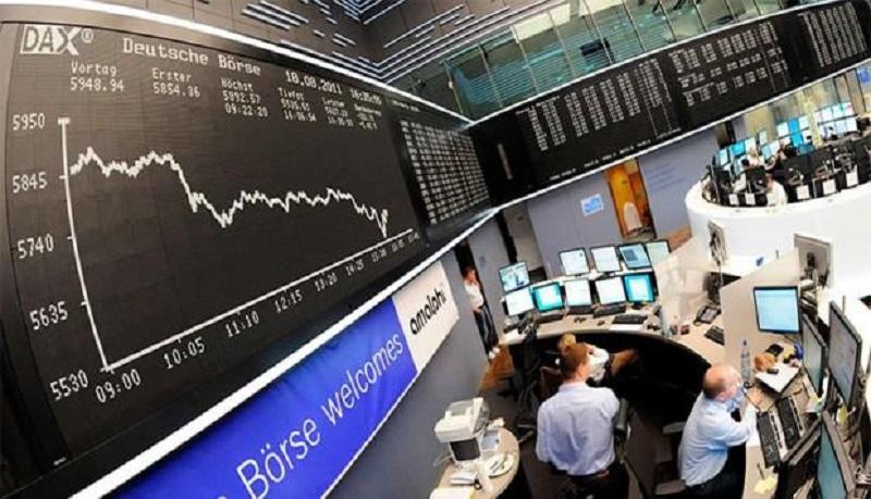 Las principales bolsas europeas culminan en terreno negativo