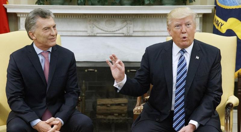 Trudeau y Trump hablan sobre las tarifas al acero y el aluminio