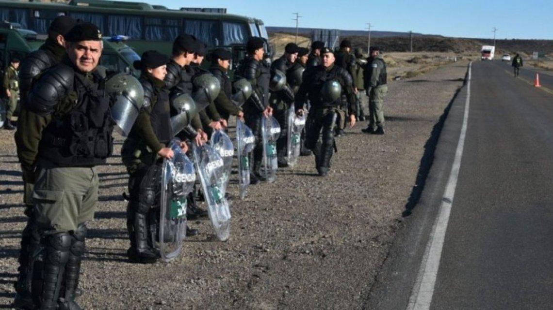 Conflicto mapuche: Se reúne en Bariloche el Comando Unificado Patagónico