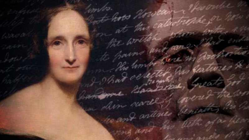 "A doscientos años del ""Frankenstein"" de Mary Shelley"
