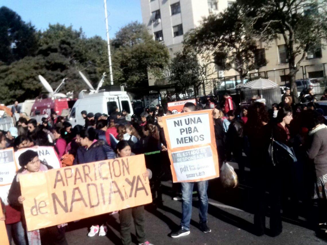 Volvió a desaparecer Nadia Rojas
