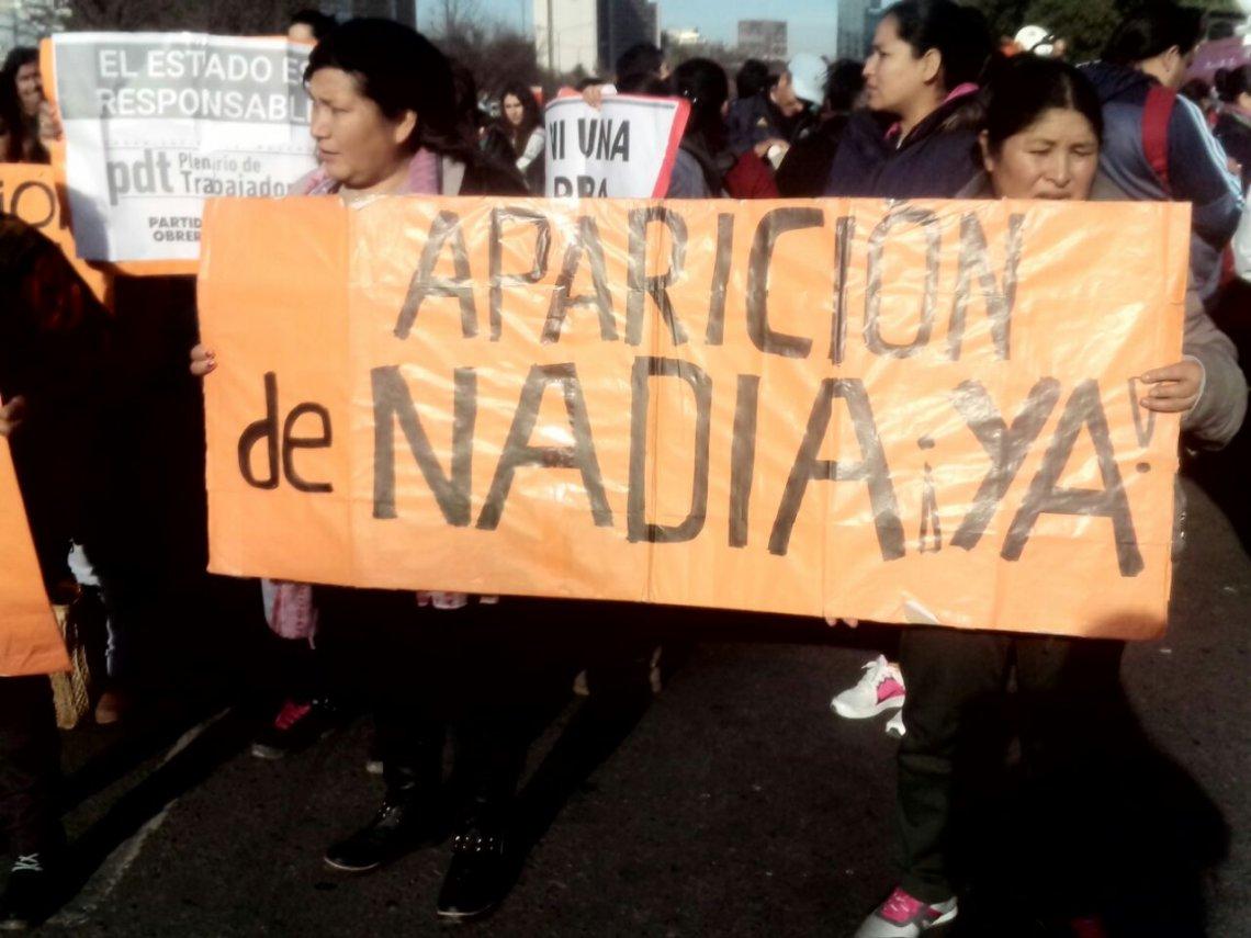 Exigen la aparición de Nadia Rojas — Comodoro Py