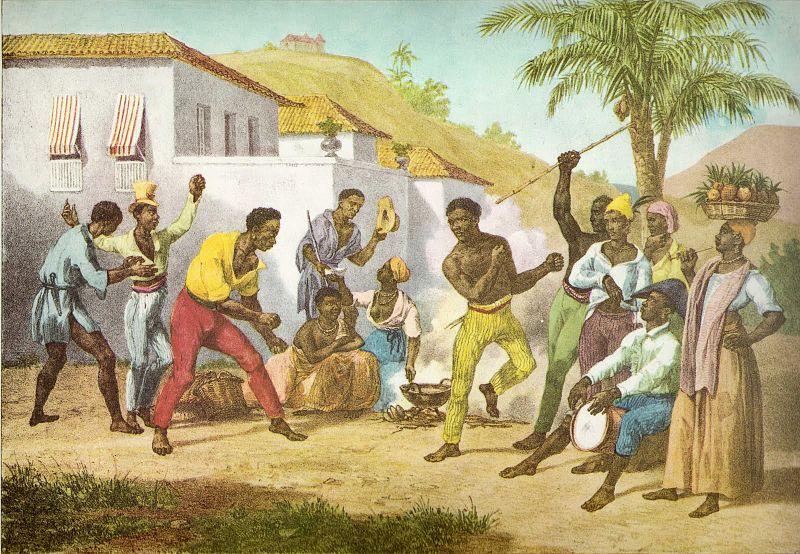 La abolición de la esclavitud en Brasil